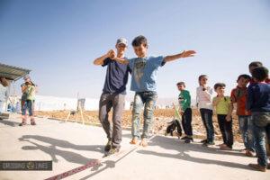 Crossing Lines Lebanon Teaching Day 2 Bradley