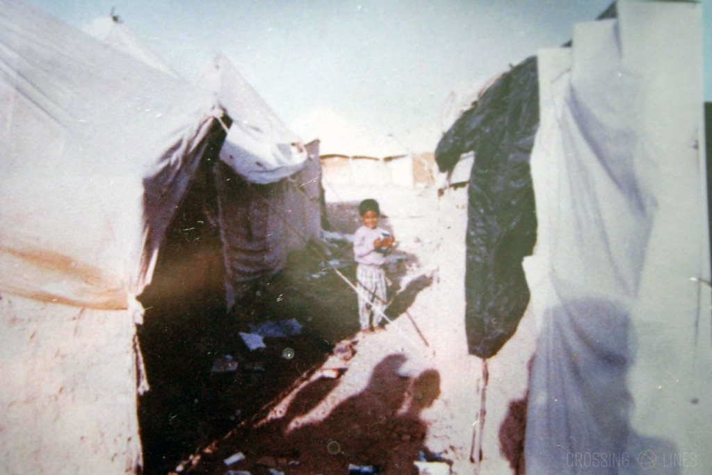 Crossing Lines - Alis Story Refugee 2