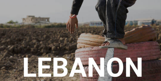 Crossing Lines Lebanon Slacklining