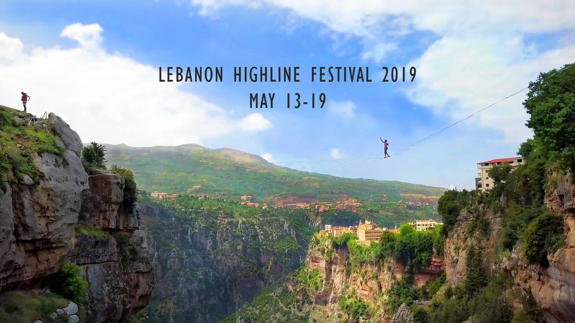 Lebanon Highline and Adventure Festival